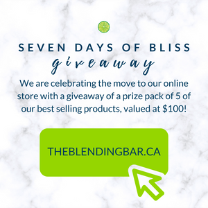 Seven Days of Bliss Contest