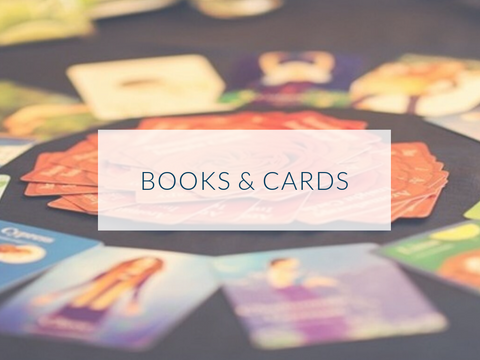Books and Cards