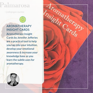 Aromatherapy Insight Cards