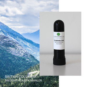 British Columbia Aromatherapy Inhaler