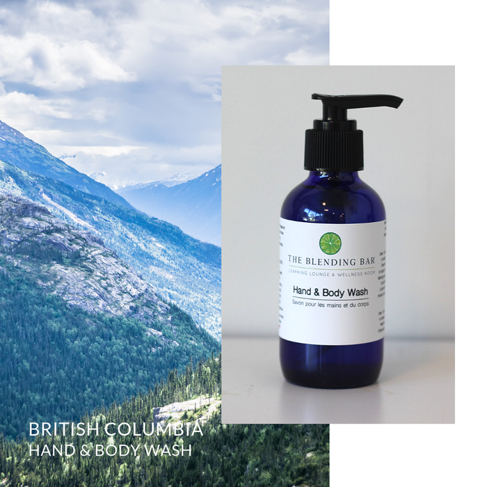 British Columbia Hand & Body Wash