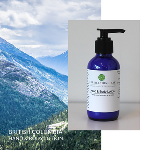 British Columbia Hand & Body Lotion