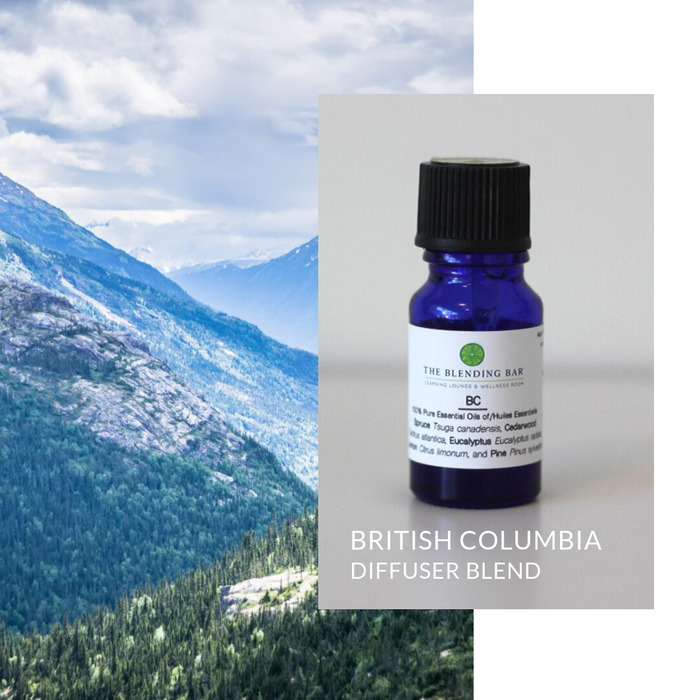 British Columbia | Scent Collection