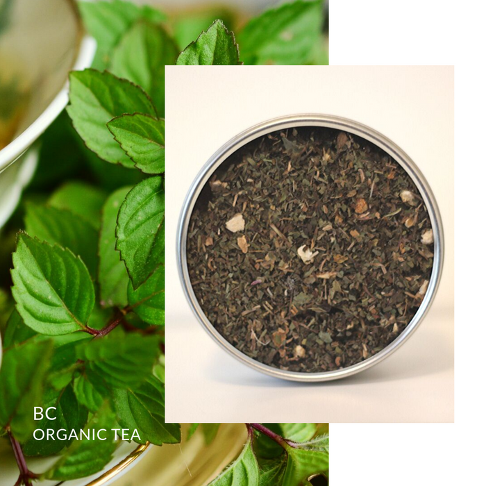 British Columbia Organic Tea