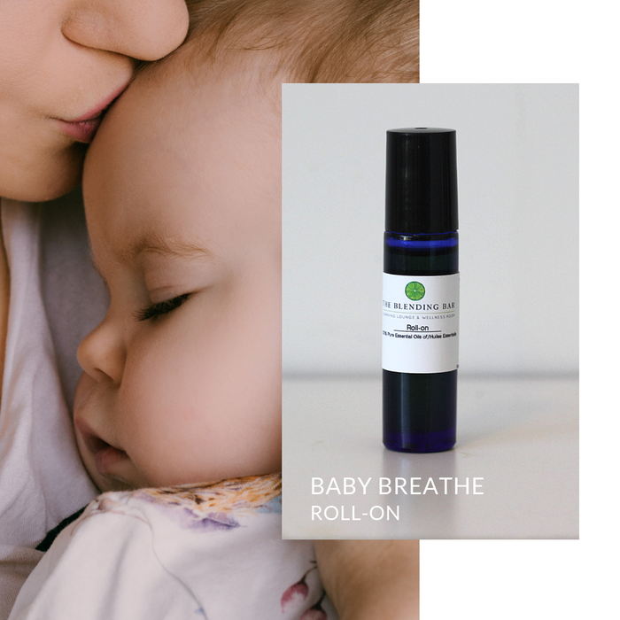 Baby Breathe Roll-On