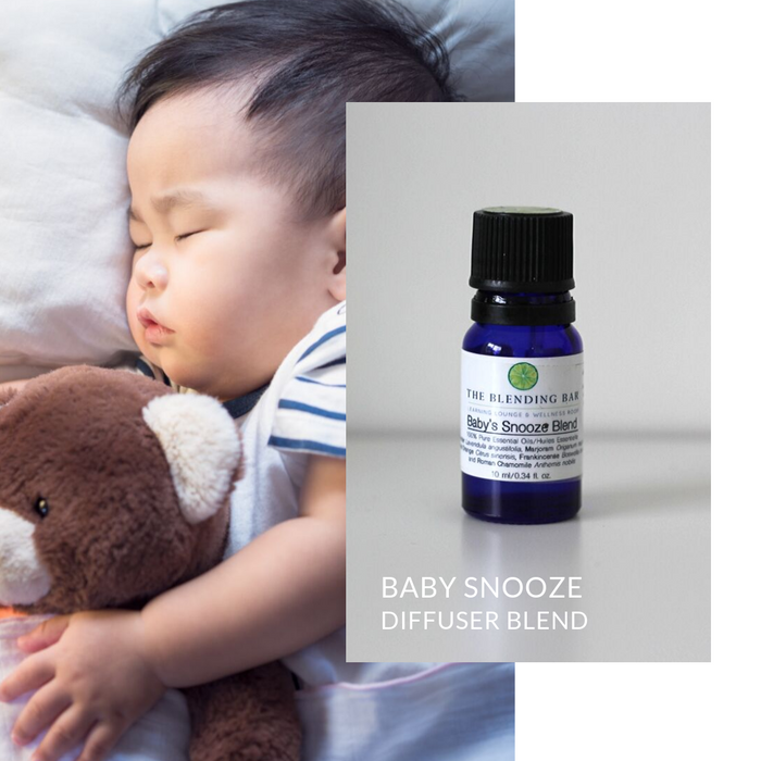 Baby Snooze Diffuser Blend