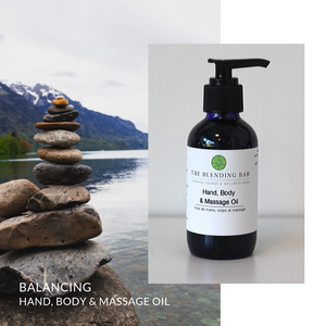 Balancing Massage | Bath | Body Oil