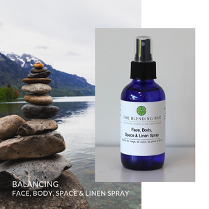 Balancing  Face | Body | Room | Linen Spray