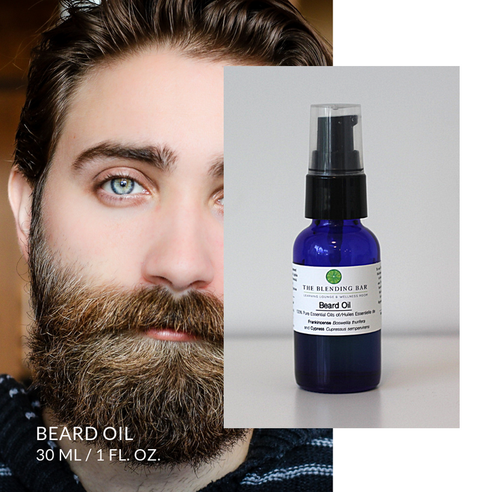 Beard Oil 60 ml/ 2 fl. oz.