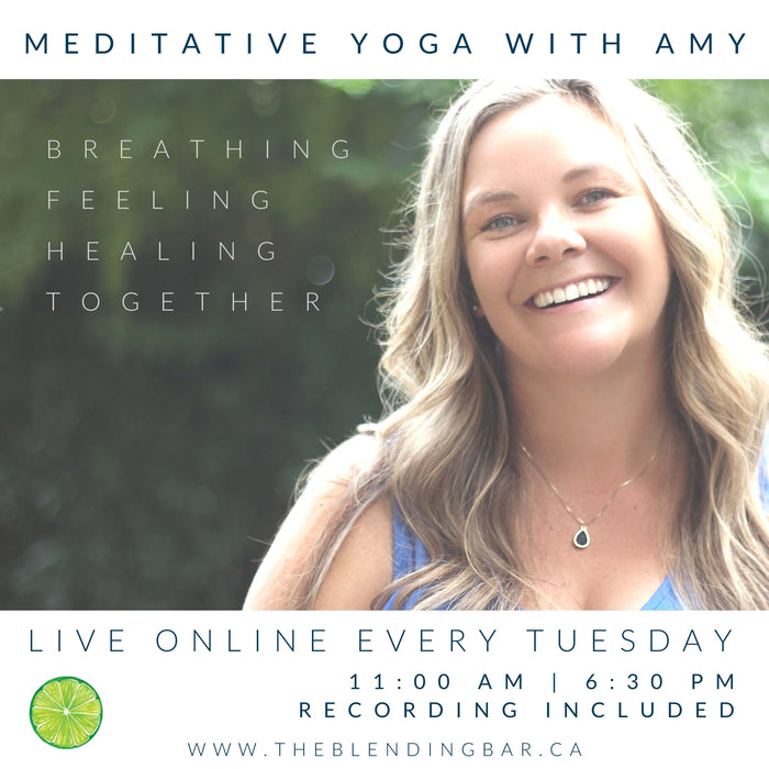Meditative Yoga with Amy
