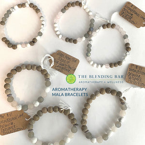 Aromatherapy Bracelets | Made from the Heart