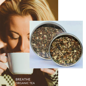 Breathe Reme-Tea | Organic Herbal Tea