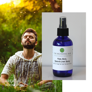 Breathe  Face | Body | Room | Linen Spray