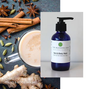 Chai Hand & Body Wash