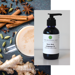 Chai Massage | Bath | Body Oil