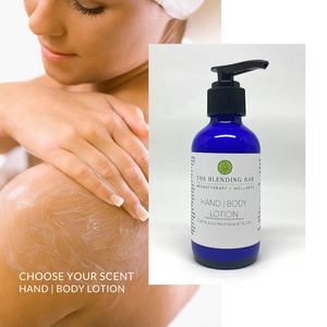 Choose Your Scent: Hand | Body Lotion 120ml