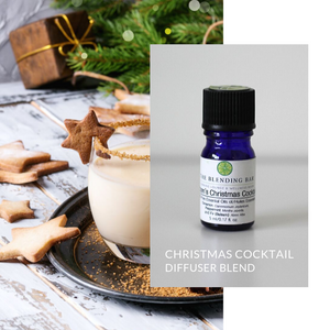 Christmas Cocktail Diffuser Blend