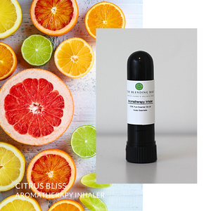 Citrus Bliss Aromatherapy Inhaler