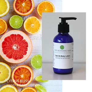Citrus Bliss Hand & Body Lotion