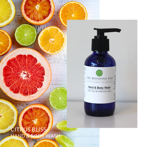 Citrus Bliss Hand & Body Wash
