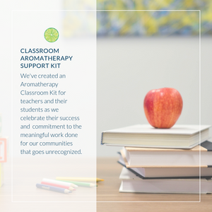 Classroom Aromatherapy Support Kit