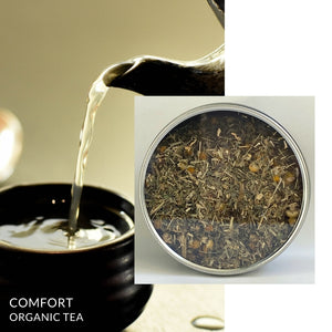 Comfort Reme-Tea | Organic Herbal Tea