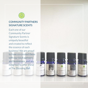 Community Partner Signature Diffuser Blends