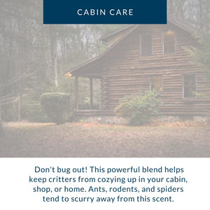Cabin Care | Remedy Collection