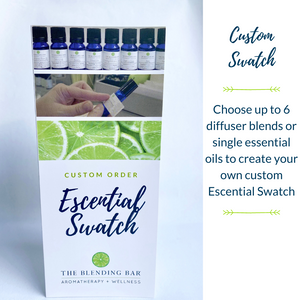 Escential Swatch | Sniff Before You Commit