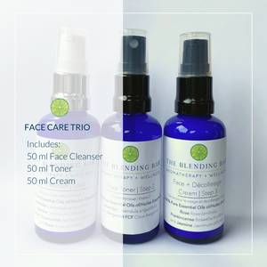 Face Care Trio - Cleanser | Toner | Cream