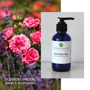 Flower Garden Hand & Body Wash