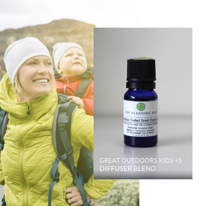 Great Outdoors Diffuser Blend for Kids