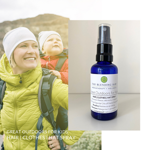 The Great Outdoors Body & Clothing Spray for Kids