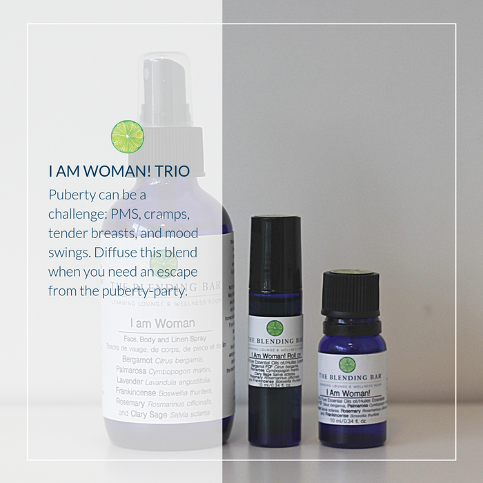 I Am Woman! Trio