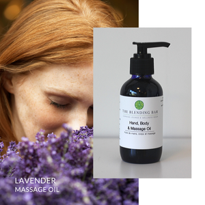 Lavender Massage | Bath | Body Oil