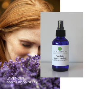 Lavender Face | Body | Room | Linen Spray