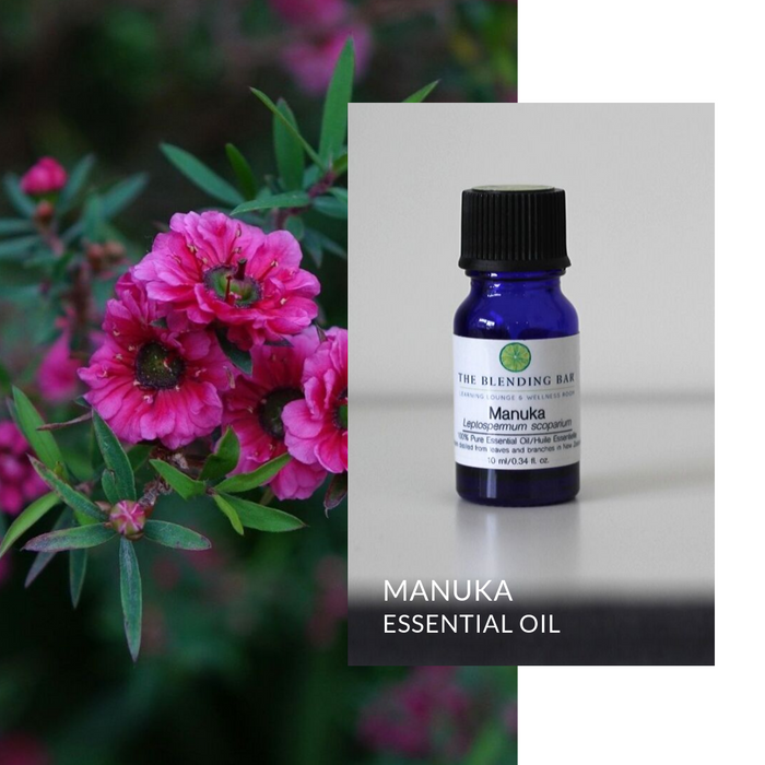 Manuka Essential Oil