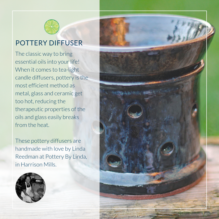 Handmade Pottery Diffuser