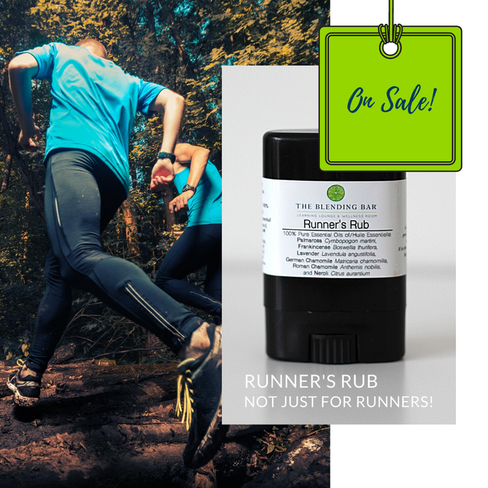 Runner's Rub | Not just for Runners!