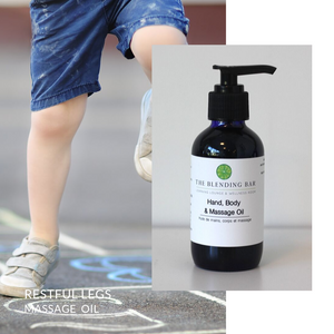 Restful Legs Oil for Children (Ages 2+)