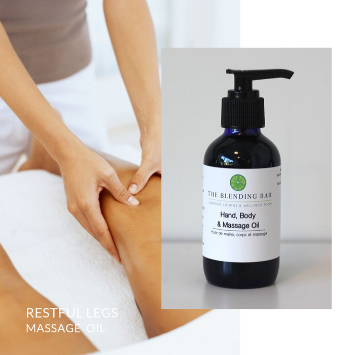 Restful Legs Massage Oil