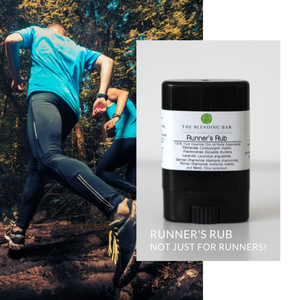 Runner's Rub - Not just for Runners!