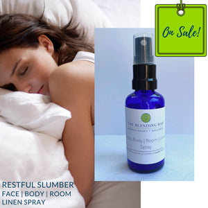 Restful Slumber Face | Body | Room | Linen Spray