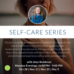 Self-Care Series with Amy