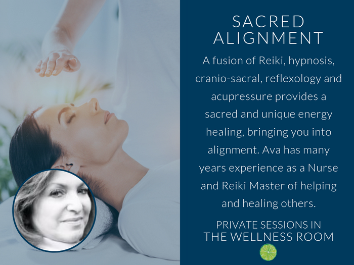 Sacred Alignment Session with Ava