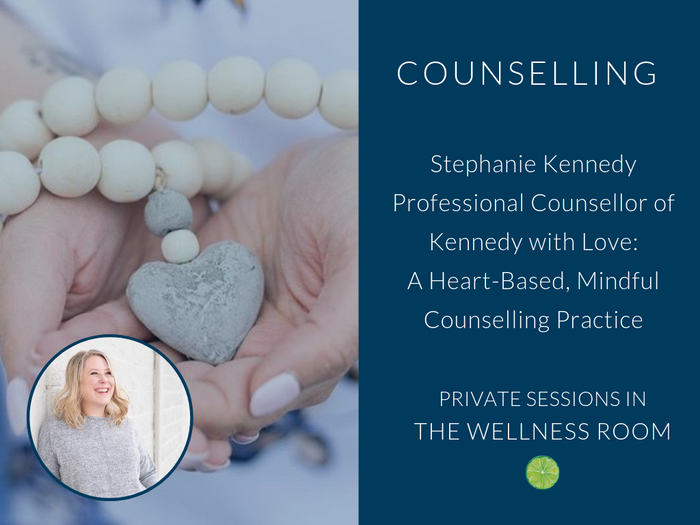 Kennedy with Love: Counselling with Stephanie