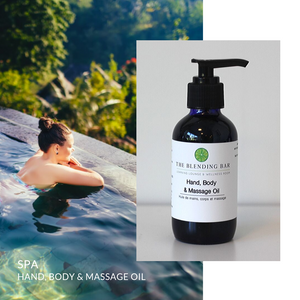 Spa Massage | Bath | Body Oil