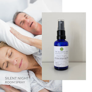 Silent Night Face | Body | Room | Linen Spray