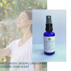 Face | Body | Room | Linen Spray | Choose your Scent