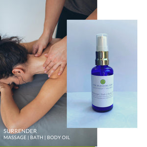 Surrender Massage Oil